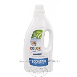 Жидкое средство для стирки Детского белья Color-sensitiv Sodasan 1, 5 л