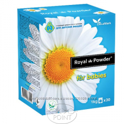 Стиральный порошок Royal Powder Baby 1 кг