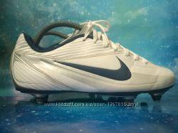Бутсы Nike  футзалки, сороконожки, бампы, копы, кожа, 40 размер, Най