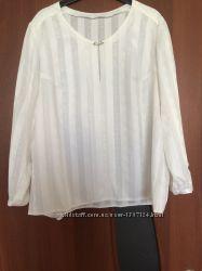 Новая шелковая блузка