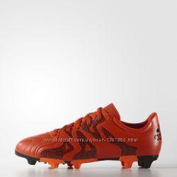 52e8b7f5e3fd детские бутсы adidas X 15. 3 FG Leather junior B26969, 799 грн ...