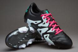 Детские бутсы adidas X 15. 3 FGAG junior S78179