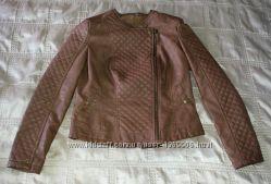 Куртка косуха коричневая р. 46-48 12