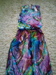 Новое платье летнее нарядное