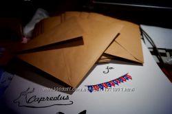 Крафт-конверты