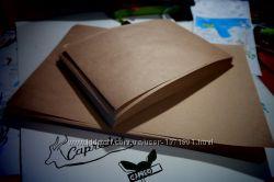 Крафт-бумага формат А-4