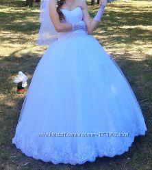 Продам свадебное пплатье