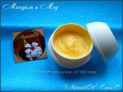 Питательный крем для возрастной кожи Миндаль и Мед Масса 50 грамм