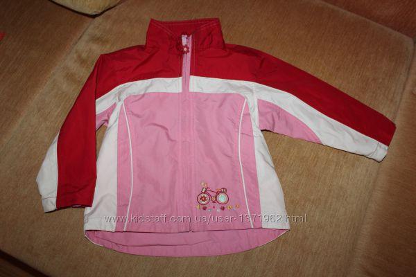 Куртка, ветровка Palomino на рост 104см.