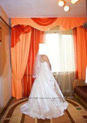 Продам свадебное платье Herms Bridal Франция