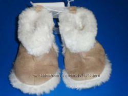 обувь для девочки на 6-12 месяцев