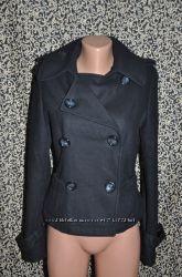 пальто черное фирменное