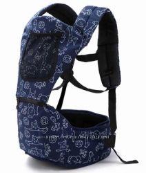 Хипсит Aiebao эргорюкзак, hip seat, пояс-переноска для ребенка