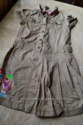 Красивое платье LC WAIKIKI, 6-7 лет