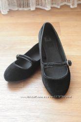Туфли - балетки, размер 37, стелька 24 см.