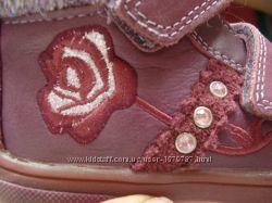 кожаные ботиночки супер