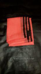 Розовый шарф-парео