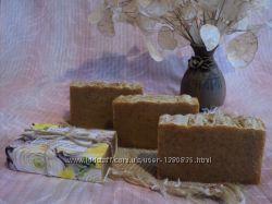 Натуральное мыло ручной работы Солнышко