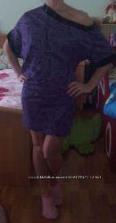 красивое платье Bodyform, р С-М, состояние нового