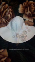 Новая, очень красивая панамка-шляпа р58-60