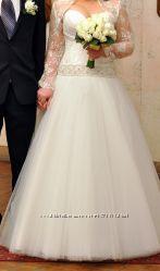 невероятно нежное платье