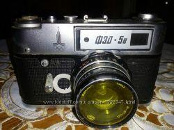 Фотоаппарат ФЭТ - 5в