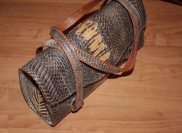 Как изготавливаются сумки из змеиной кожи НОВОСТИ В