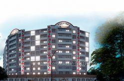 Канев, однокомнатная квартира 34, 9м2 в новом доме
