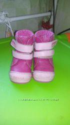 Ботинки для девочки кожаные Котофей НЕДОРОГО