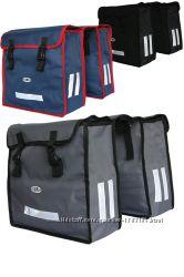 Вело сумка, сумка-штаны, сумка на багажник, 35л, удобно, качественно от RLB