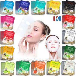 Корейские тканевые маски Malie Ultra Hydrating Essence Mask