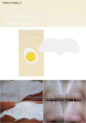 Полоска для очищения пор ТONYMOLY Egg Pore Nose Pack