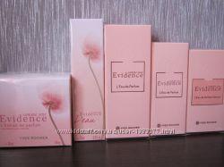 Серія парфумів Evidence від Ів Роше Ив Роше Yves Rocher