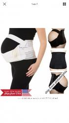 Два Пояса бандаж для беременных и после родов
