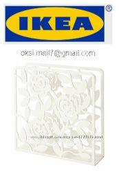 IKEA. Серветниця біла. LIKSIDIG