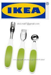 IKEA. Набір для декорування фруктів. SPRITTA