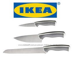 ІКЕА. Набір ножів - 3 штуки. ANDLIG.