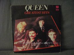 пластинка Queen Greatest hits