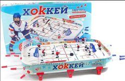 Настольный хоккей самый крупный