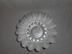Форма металлическая для кексов 27см