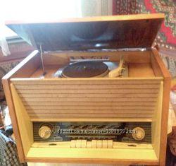Радио-проигрыватель 1964 г