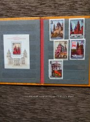 Продам марки  1971 года . СССР. Историко-архитектурные памятники России -