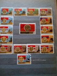 Продам марки СССР. 50-летие Великого Октября. 1967 г.