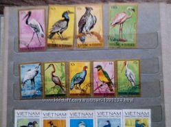Продам марки  Бурунди. Птицы. 1965