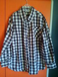Рубашка в клетку Sela 10 лет