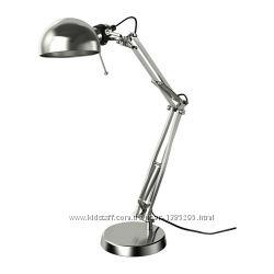 Ikea Forsa Рабочая лампа Форса икеа для офиса