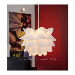 Доставка до 7 дн. Ikea KNAPPA Светильник Кувшинка Кнаппа Икеа