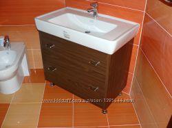 Мебель для ванн. Шкаф. Пенал. Тумба.