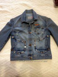 Джинсовая курточка, размер М
