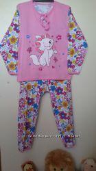 Классная пижамка для девочек, р. 110